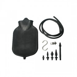 DELUGE KIT ENEMA DELUXE NEGRO