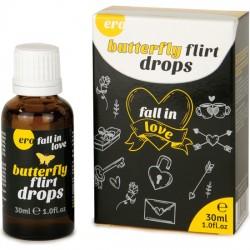 BUTTERFLY FLIRT DROPS 30ML GOTAS DEL AMOR