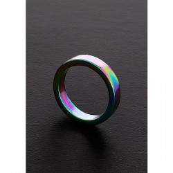 ANILLO PLANO ARCOIRIS 8X50MM