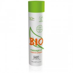 HOT BIO ACEITE DE MASAJE CANELA 100ML