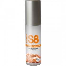 S8 LUBRICANTE SABORES 125ML CARAMELO