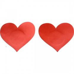 CARAMEL NUIT PEZONERAS BRIGHT HEART ROJO