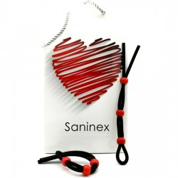 SANINEX CONCENTRATION ANILLO ELaSTICO DE CAUCHO