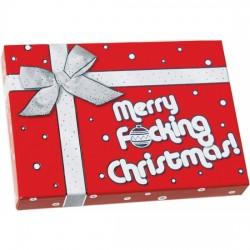 MERRY FUCKING CHRISTMAS CANDY BOX 103GR
