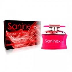 SANINEX 3 FRAGANCIA PERFUME UNISEX FEROMONA 100 ML