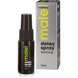 MALE SPRAY RETARDANTE EFECTO CALOR