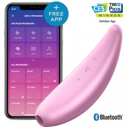 SATISFYER CURVY 3 ROSA