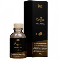 INTT GEL DE MASAJE DE CAFe 30ML