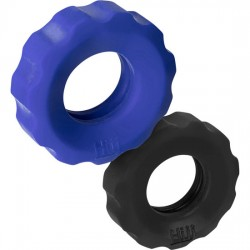 KIT ANILLOS COG 2 SIZE COCKRINGS AZUL