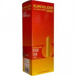 PRESERVATIVOS EUROGLIDER 144 PCS