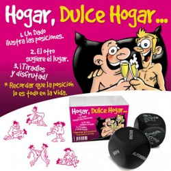 DADOS HOGAR DULCE HOGAR GAY