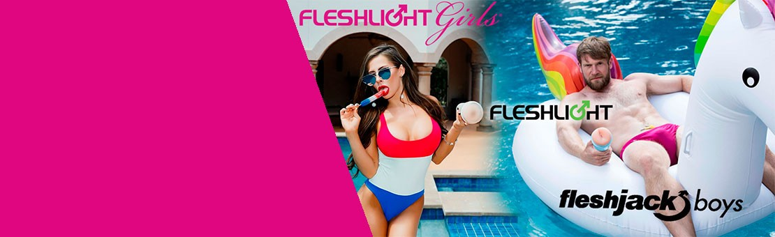 FLESHLIGHT GIRLS Y FLESHJACK BOYS
